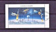 Space Used Handstamped European Stamps