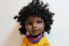 Hearts for Hearts Girls Dolls Rahel Ethiopia Rare Collectible 2012 Playmates