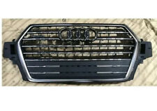 AUDI Q7 4M 15-18 FRONT BUMPER MAIN GRILL ♻️ 4M0853651H, FREE POSTAGE
