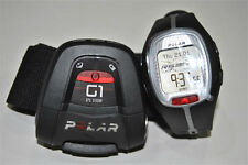 Heart rate monitor Polar RS300X + G1 GPS Black USED