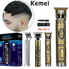 ELECTRIC PRO LI T-OUTLINER CORDLESS TRIMMER WIRELESS PORTABLE HAIRCLIPER #Kemei