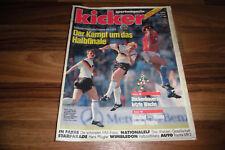 KICKER # 54 vom 2.7.1990 -- ITALIA-WM: der KAMPF ums HALBFINALE // + STARSCHNITT