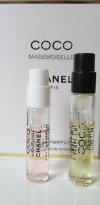 Chanel Coco Mademoiselle und Coco Noir