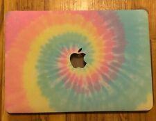 New listing Apple MacBook 15� Laptop Hard Cover Skin Rainbow New