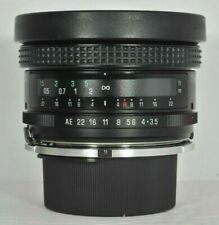 Tamron SP 17mm f3.5 Adaptall 2 Lens for Nikon F Mount Ai 151B