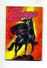LA FRUSTA DI ZORRO # Anno VII N.2 Gennaio 1975 # Cerretti Editore