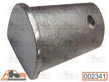 Embout GAUCHE aluminium capote fermeture intérieur NEUF de citroen 2cv - 2340 -
