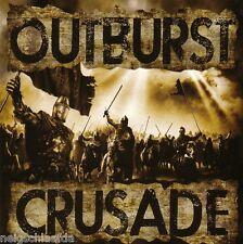 OUTBURST - CRUSADE EP punk Oi!