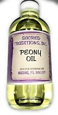 Peony Oil 4 oz.  100% Natural Pure Undiluted Essential Oils High Quality Yoga