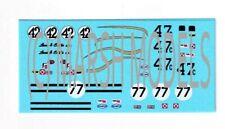 1/43 McLaren M1C Marsh Models MM284 spare replacement decals