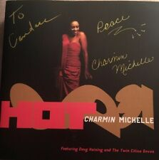 Charmin Michelle HOT CD Autograph Features Doug Haining & Twin Cities Seven