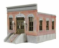 AMERI-TOWNE 303 O Scale City Hall Building Model Kit Railroading Train Lionel
