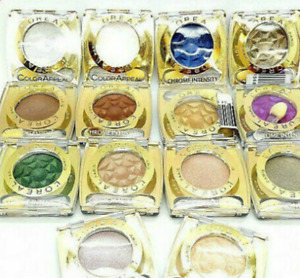 L'Oreal color appeal mono eyeshadow Various Shades