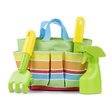 Melissa And Doug Sunny Patch Giddy Buggy Tote Set NEW Play Traditional