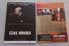 Darkest Hour - Czas Mroku  (2017) - Polish promo FLYER - ULOTKA