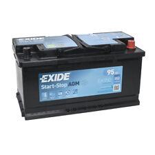 Exide AGM  EK950 12V 95Ah 850A VRLA Start-Stop Autobatterie Starterbatterie