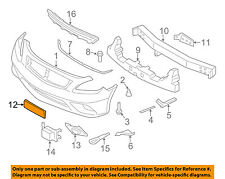 Infiniti OEM 11-13 G37 Sport Coupe (non-IPL)-License Plate Bracket 962101NL0A