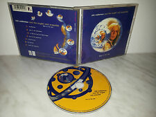 CD RICK WAKEMAN AND THE ENGLISH ROCK ENSEMBLE - LIVE ON THE TEST