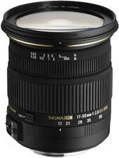 Sigma 17-50mm f/2.8 EX DC OS HSM FLD Large Aperture Standard Zoom Lens for Nikon