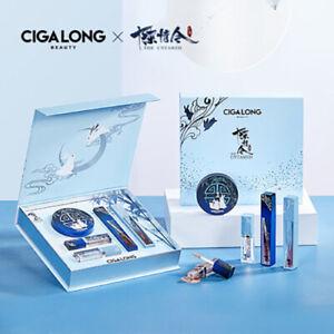 The Untamed 陈情令 x CIGA LONG Anniversary Powder & Lip Limited Set 望夏限定 (5 items)