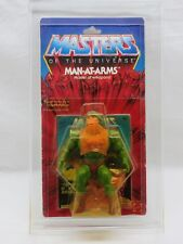 MOTU,VINTAGE,MAN-AT-ARMS,8-BACK,Masters of the Universe,MOC,carded,sealed,He-Man