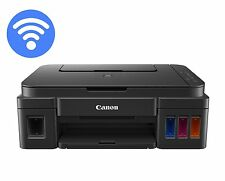 New Canon Pixma G3900 Inkjet Wifi Printer Copy Scan Built in Ink Tank System