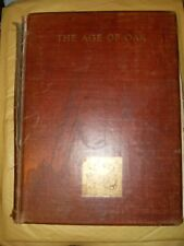 A History Of English Furniture - The Age Of Oak By Pery Macquid - 1904