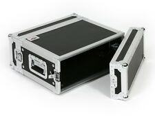 Odyssey 6U Rack Case - Amp Rack, Road / Flight Case - Black - NEW