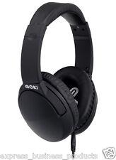 Moki Noise Cancellation Black Headphones - ACCHPNCBK