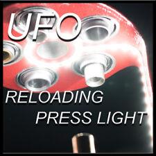 """KMS² UFO Reloading Press LED Light, Fits L-N-L AP, """"O"""" Frame Single Stages"""