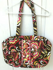 Vera Bradley Retired Puccini Diaper Baby Travel Bag Medium Sized