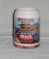 Nascar Brickyard 400 Inaugural Race 1994 Bud Budweiser Ceramic Mug Stein #7233
