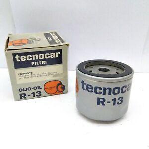 Oil Filter Peugeot 204 - 304 - 404 - 504 - 505 TECNOCAR For 110913