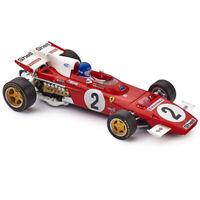 Slot.it  Policar CAR05a Ferrari 312B2 n.2 1st Zandvoort GP 1971 1/32 Slot Car
