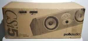 Sold Out NOS Polk Audio CSi5 Black Oak Center Channel Speaker (New/Open Box)