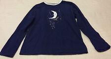 Fleece Pyjama Top Nightwear (2-16 Years) for Girls