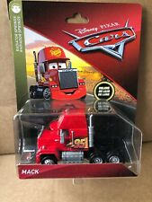 DISNEY CARS DIECAST - Mack Cab - Deluxe - 2019 Card - Combined Postage