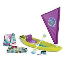 American Girl LEA's OCEAN KAYAK SET New in box!!!