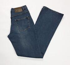 Richmond jeans donna usato slim bootcut denim W28 tg 42 zampa boyfriend T3049