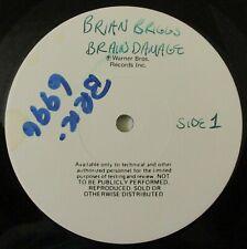 Rare Brian Briggs Aeo 1980 Bearsville Test Pressing-Disco Synth