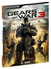 GEARS OF WAR 3 OFFICIAL STRATEGY GUIDE