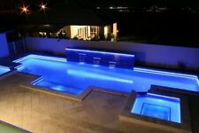 Pool Outdoor Light WaterProof Led Lighting Strip Smd 5050 300 Leds 20/ft Blue