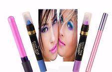 Loreal 4pc Lilac Pink & Blue Eye Shader Set & Lt Pink Matt Lip Colour & LipLiner