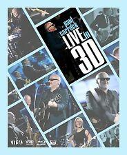 Paul Carrack Live in 3d Air Studios Music Concert UK Blu-ray