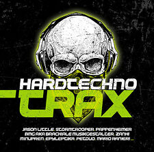 CD Hardtechno Trax d'Artistes divers