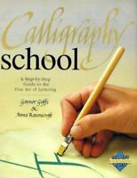 Calligraphy School [Learn as You Go] [ Editors of Reader's Digest ] Used -