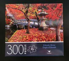 300-Piece Eikando Shrine Jigsaw Puzzle Scenic Nature - Same-Day Ship
