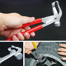 Car Tires Wheel Weight Pliers Hammer Clip On Weight Remover Plier Balancer Tool