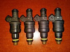 USA Reman Fuel Injector SET (4) OEM VW Passat Audi A4 1.8l 0280150447