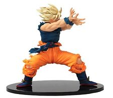 "Dragon Ball Z Super Saiyan Goku 7"" Sculpture Action Figure (High Detail)"